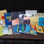 ポポフにポポフに寄贈したフランス語の児童書